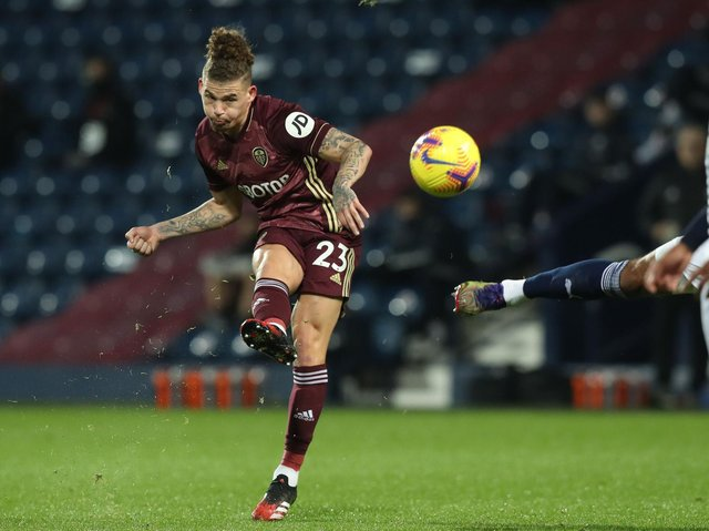 BACK SOON? Kalvin Phillips could be one of the Leeds United first team players Marcelo Bielsa says will feature for the Under 23s at Wolves tomorrow. Pic: Getty