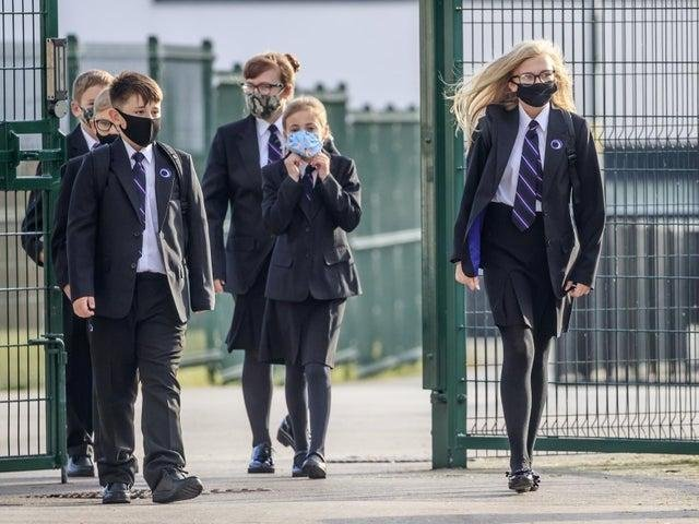 Pupils must go back to school from Monday