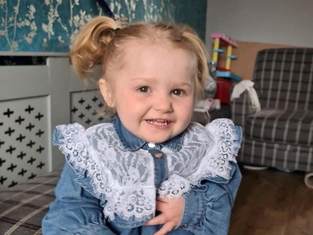 Ellie May has been diagnosed with an inoperable brain tumour