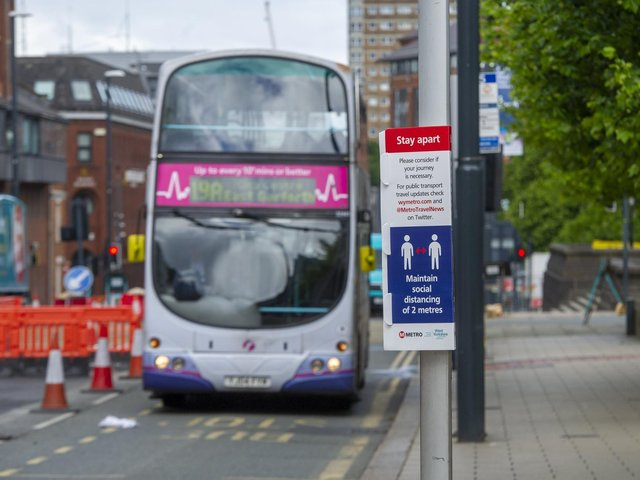 All routes in the city will resume their normal timetable on Saturday