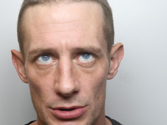 David Vickers was jailed for repeated assaults on his ill dad.