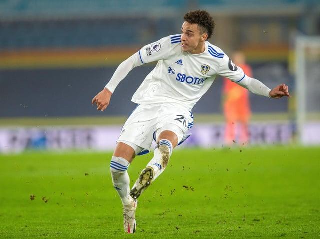 Leeds United forward Rodrigo. Pic: Getty