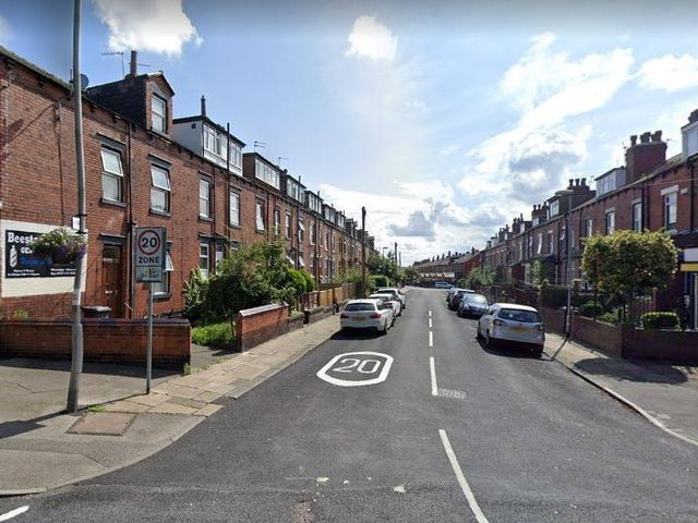 Parkfield Mount, Beeston, where the incident took place (Photo: Google)