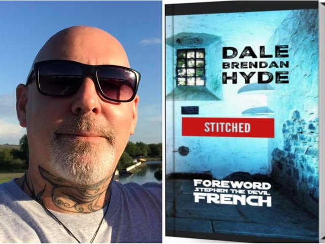 Author Dale Hyde served 27 months of an eight-year sentence for rape before seeing his conviction overturned