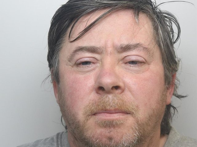 Arson Dean Barber was jailed for petrol bombing his former workplace in Leeds.