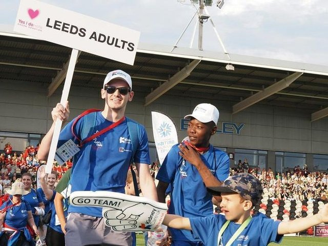 The Westfield Health British Transplant Games will now take place in Leeds in 2022.