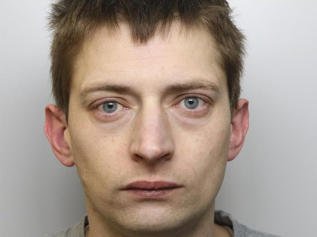 Barry Riley (photo: West Yorkshire Police)