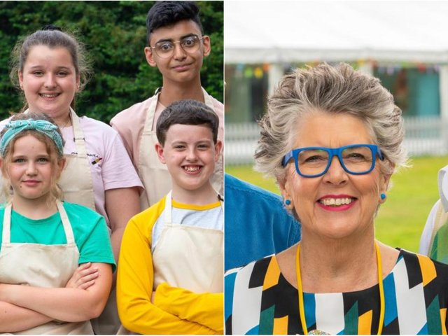 Junior Bake Off 2021 is looking for contestants. Photos: Channel 4