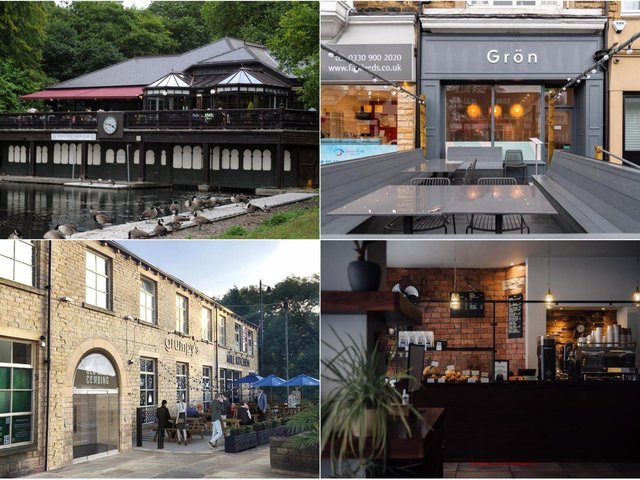 These independent businesses serve great tea, coffee and takeaway treats.