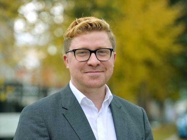 Coun Jonathan Pryor, Leeds City Council's education spokesperson.