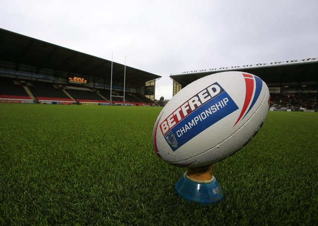 Early-season Championship fixtures for part-time clubs travelling to Toulouse Olympique have been postponed by the RFL. Picture: Chris Mangnall/SWpix.com