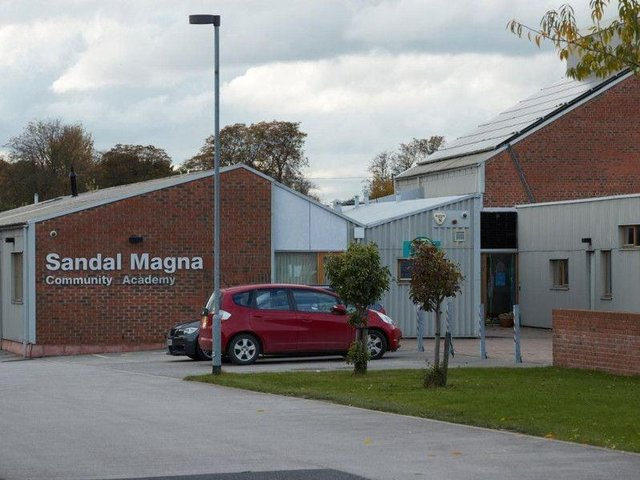 The school had to close temporarily in September when rot was found in the main teaching block.