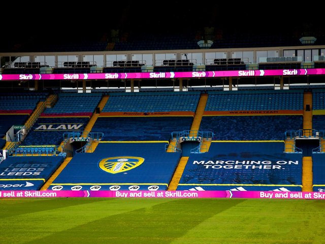 Skrill will be an official partner of Leeds United, starting with the game against Chelsea on Saturday