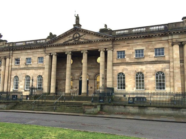 William Jackson was sentenced to over five years in prison at York Crown Court today