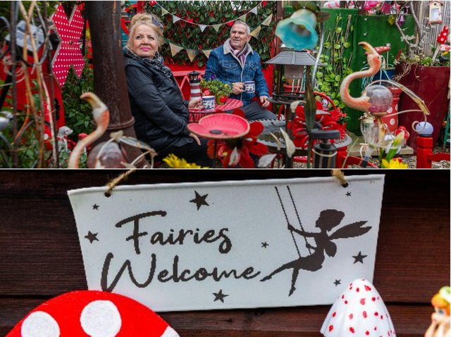 Will you be visiting Fairy Lane?