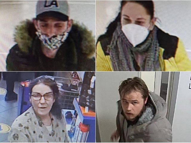 Everyone featured in our latest picture gallery is being sought in connection with an ongoing criminal investigation, but images may be of both potential suspects and witnesses. Do you recognise anyone? PICS: West Yorkshire Police