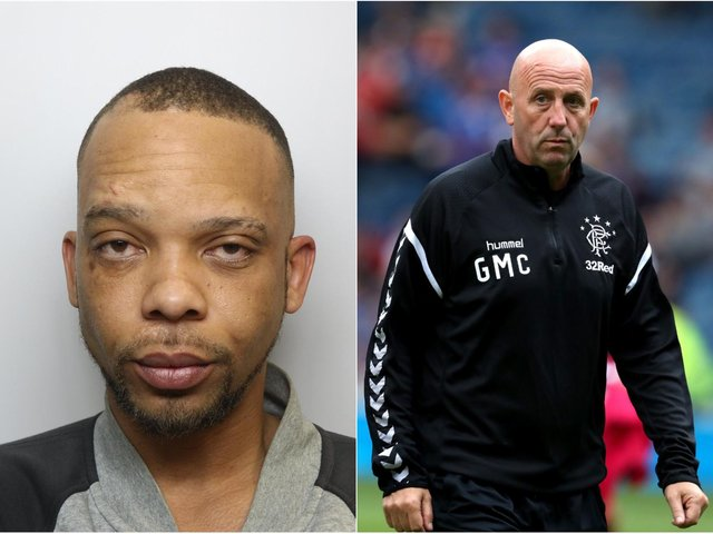former Leeds United star Gary McAllister lost teeth in city centre attack by Damien Swan