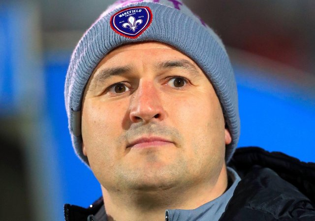 Wakefield Trinity coach Chris Chester. Picture: Mike Egerton/PA Wire.