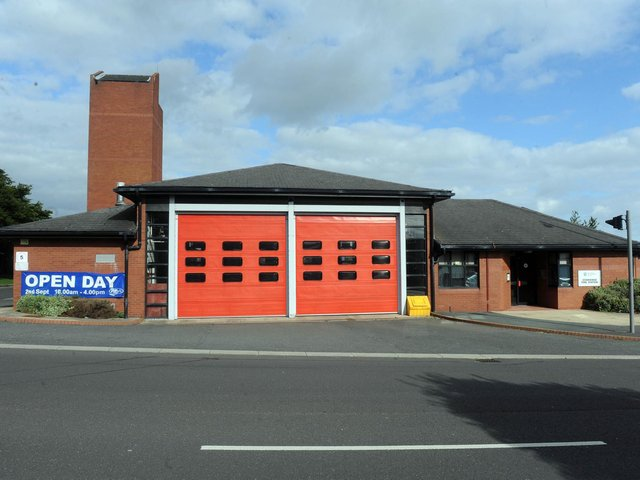 Those who need help or feel unsafe can seek refuge at the fire stations in Leeds