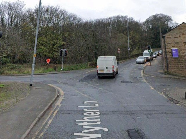 Wyther Lane and Broad Lane junction (photo: Google)