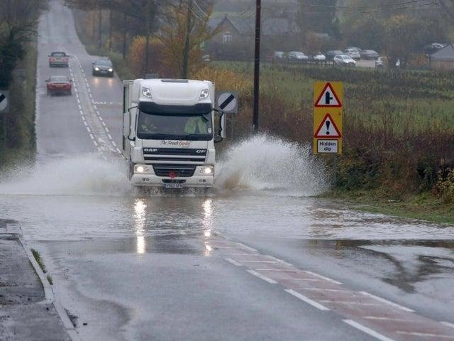 Heavy rain could give way to sunshine today in Leeds according to weather forecasts