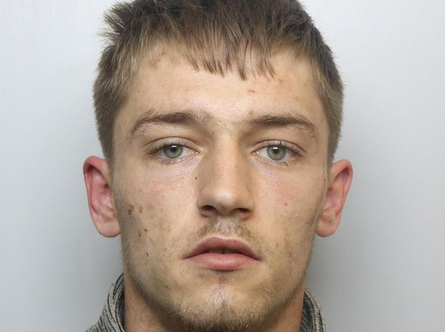 Charlie Waite was sent to a young offender institution for three and a half years.