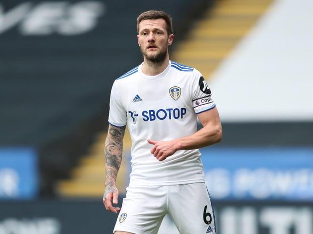 Leeds United defender Liam Cooper. Pic: Getty