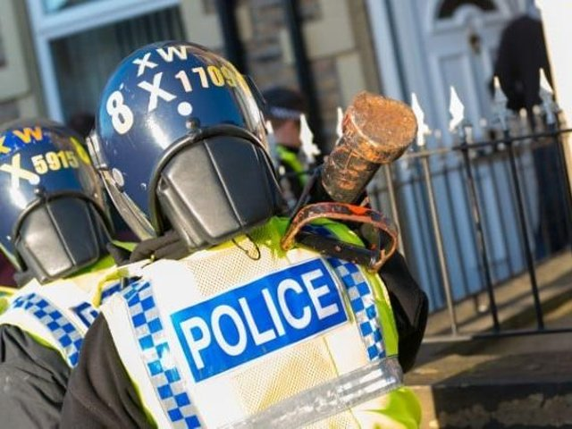 Officers raided a house in Meanwood (photo: West Yorkshire Police)