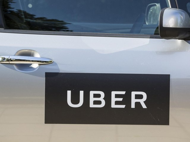 The Uber firm lost a legal battle in the UK, begun in 2016, over drivers' status (Laura Dale/PA Wire)