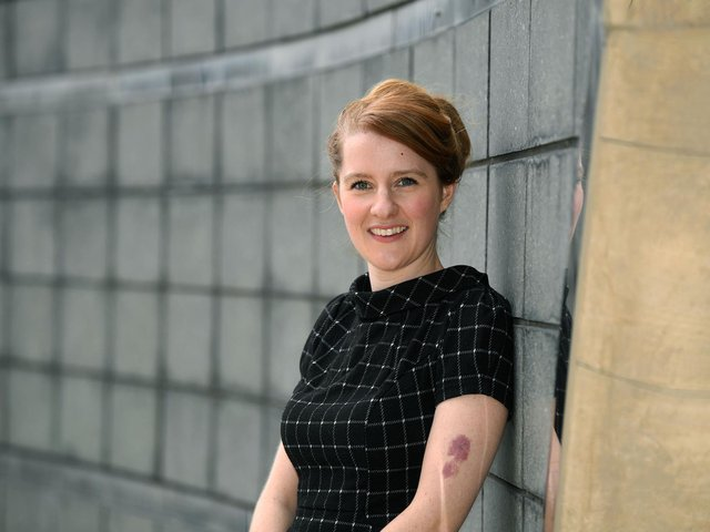 Fiona Spellman, chief executive of SHINE based in Leeds.
