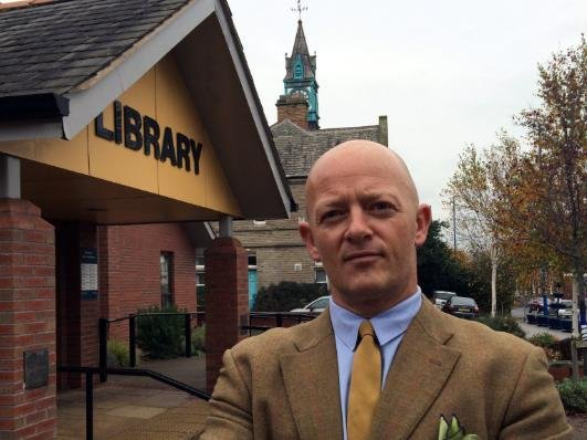Coun Stewart Golton is standing for the Liberal Democrats in this year's mayoral elections.