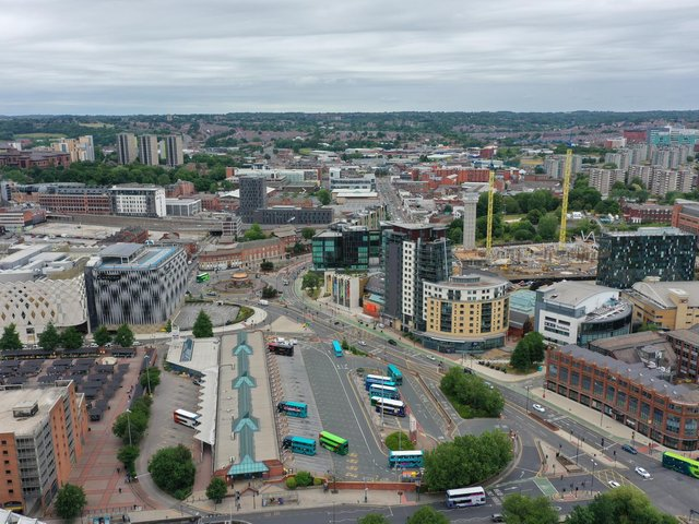 Leeds will be the home of the UK Infrastructure Bank
