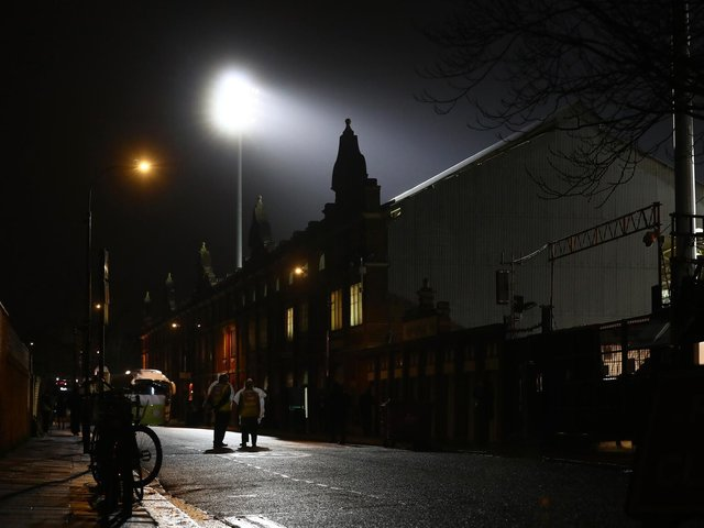 FINAL CHANCE: Friday night's clash against Fulham at Craven Cottage, above, will represent Leeds United's last trip to the capital of the season. Photo by Clive Rose/Getty Images.
