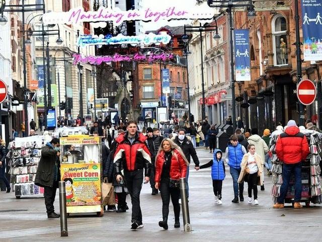 We all love Leeds!