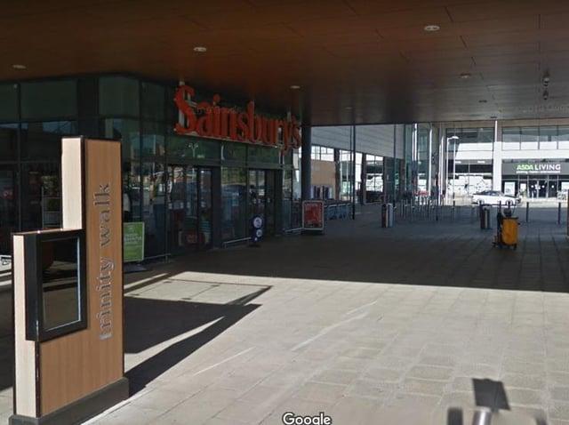 Sainsbury's, Trinity Walk, Wakefield