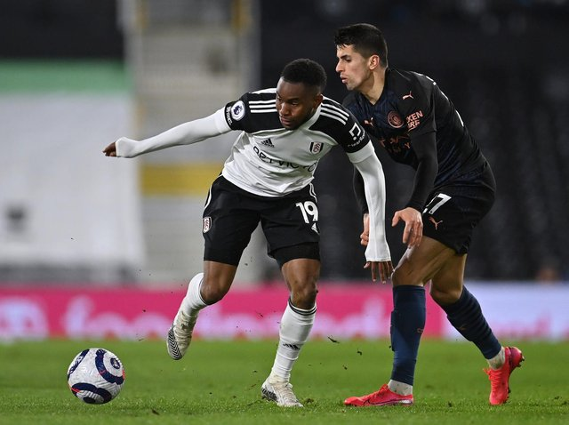 STAR MAN - Ademola Lookman is a player who likes to take on and beat defenders. He's a goalscorer and a chance creator for Fulham and one to watch for Leeds United. Pic: Getty