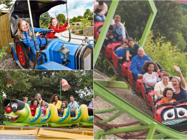 Do you like roller coasters? (photos: Lightwater Valley)