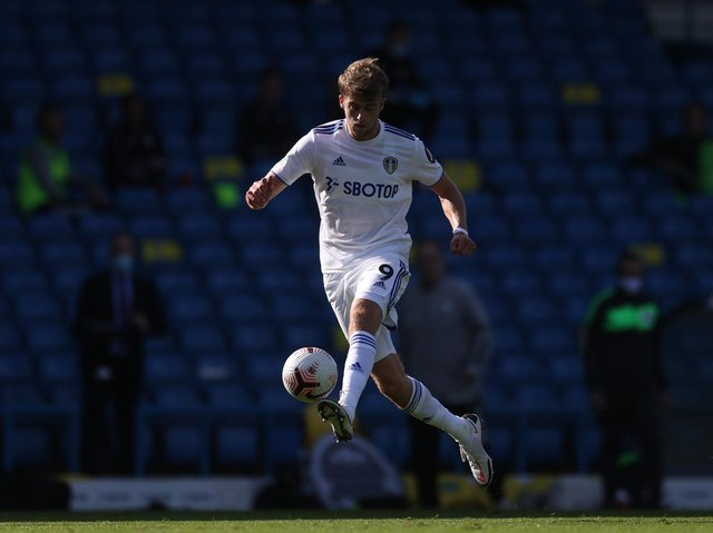 NO PLACE - Patrick Bamford has missed out on an England call up this time round, with Three Lions boss Gareth Southgate instead adding uncapped Ollie Watkins to his squad. Pic: Getty