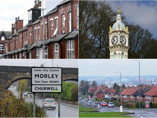The 16 Leeds areas hardest hit by Covid deaths since the pandemic began