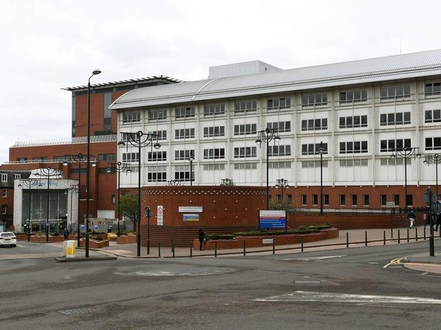 One new coronavirus death was recorded at Leeds hospitals in the past 24 hours