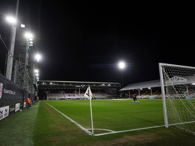 Craven Cottage. Pic: Getty