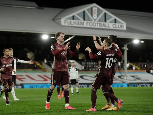 FULHAM TORMENTER - Patrick Bamford scored one and set one up against Fulham in Leeds United's 2-1 victory. Pic: Getty