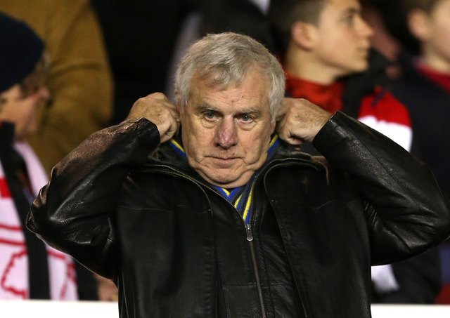 Leeds have confirmed their all-time top goal-scorer Peter Lorimer has died after a long illness (Picture: Mike Egerton/PA Wire)
