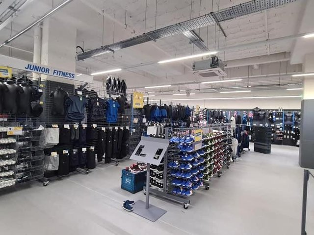 The store will open its doors in Trinity Leeds this Thursday (March 25). Here is a sneak peek courtesy of Trinity Leeds: