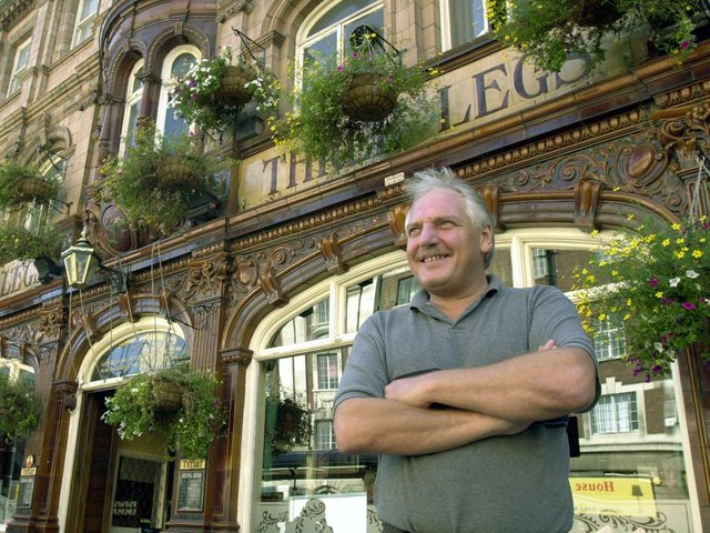 How many of these landlords, landladys and bar staff do you remember? PIC: Gary Longbottom