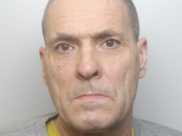 Peter Hodgson was jailed for 20 month for attacking his wife.