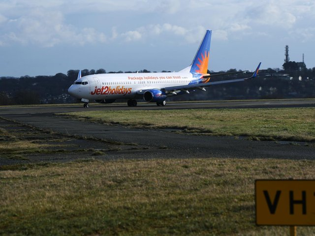 Jet2 CEO announces date for flights to recommence amid new Covid laws from Monday
