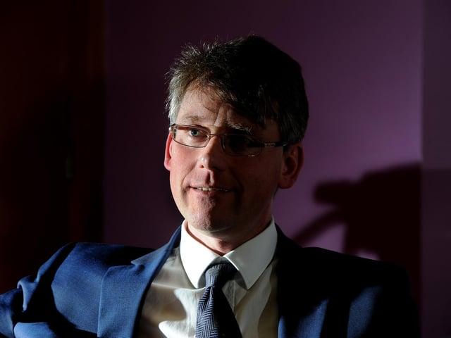 Julian Hartley, chief executive of Leeds Teaching Hospitals Trust. Picture: James Hardisty