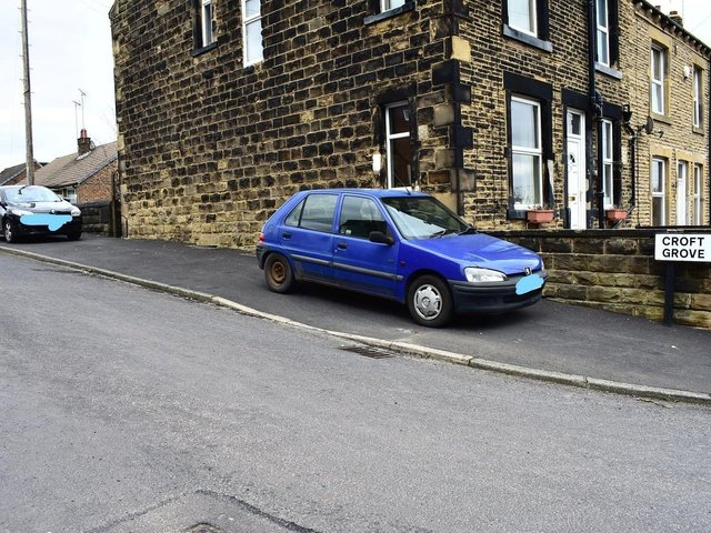 Croft House Grove, Morley (photo: West Yorkshire Police)