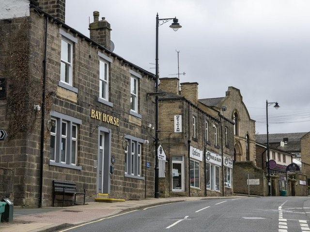 Farsley has been named as an up-and-coming area to watch in the The Sunday Times Best Places to Live 2021 guide.
